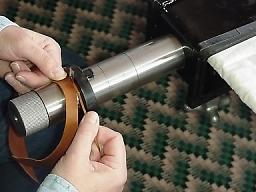 Rawhide String Cutter